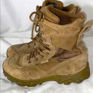 Blackhawk Desert ops tactical combat boots Sz 6.5